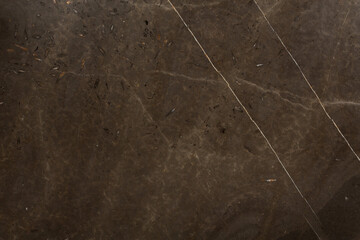 Alhambra brown - natural marble stone texture, photo of slab.