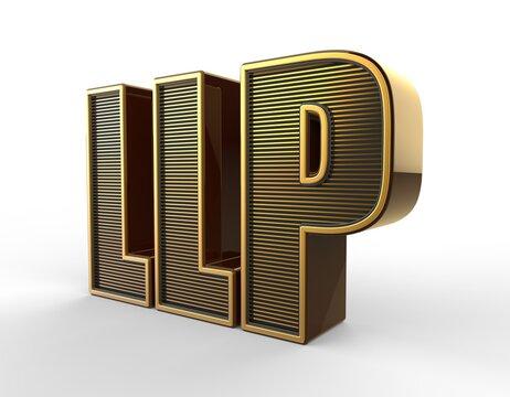 LLP acronym (limited liability partnership)