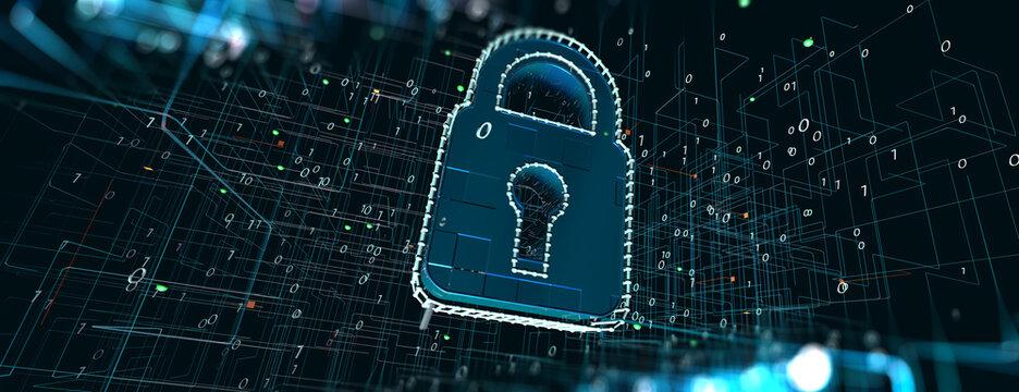 Estructura de datos y herramientas de información para la creación de redes de negocios y la seguridad cibernética. Análisis del volumen de datos y la industria de la informática.