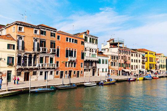 Venice canals Venice, Veneto, Italy