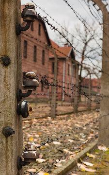 Auschwitz-Birkenau, Poland: concentration camp museum