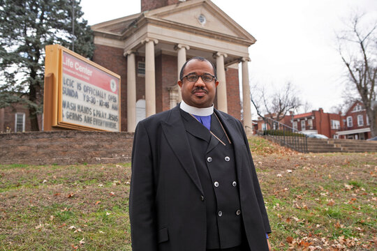 Hopeful but cautious, Black pastors stop short of pushing COVID-19 vaccine from the pulpit