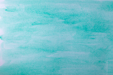 abstract green  background, green watercolor stain