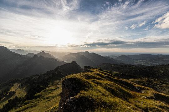 Bergwelt Vorarlberg