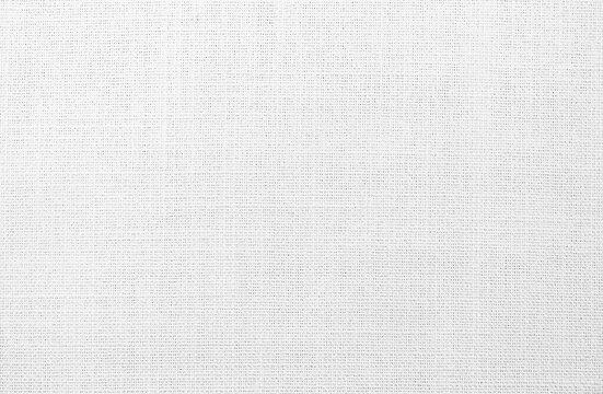 Old retro white cloth linen fabric textile texture wallpaper background