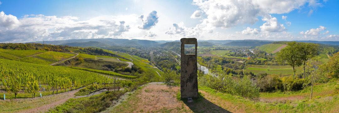 Panorama Galgenberg in Rheinland-Pfalz