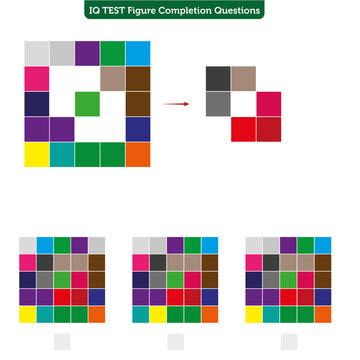 Visual intelligence test