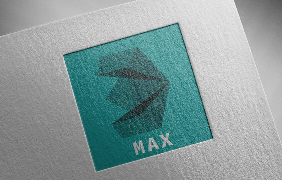 3ds-max-full on paper texture