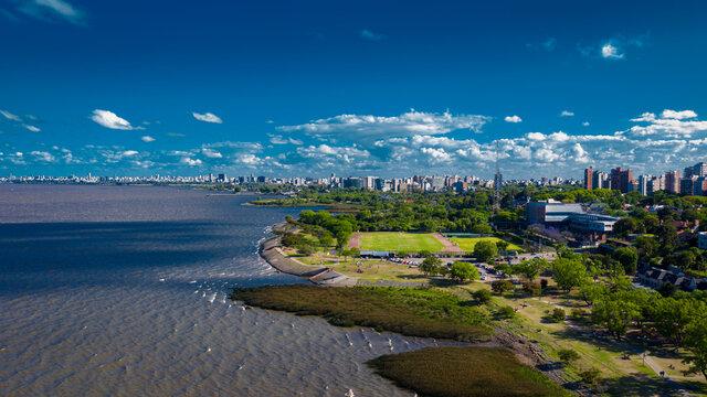 Tarde en el Rio de la Plata - Vicente Lopez, Buenos Aires, Argentina