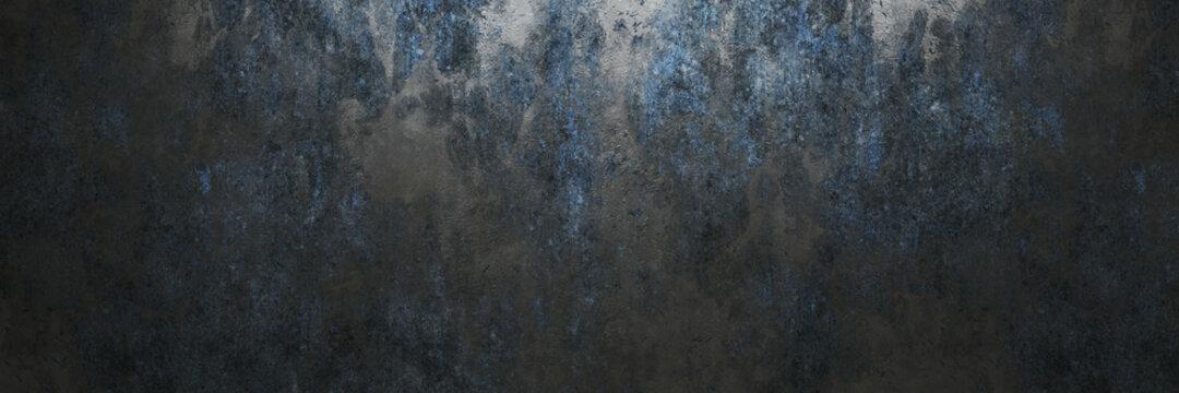Altes Metall als Industrial Design Grunge Hintergrund Textur