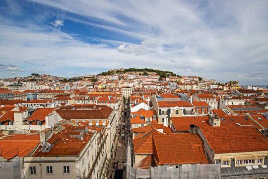 Lissabon Lisboa Panorama