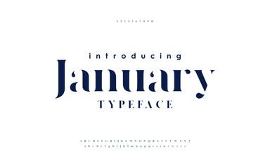 Vintage and classic typography font set design. Vector illustration typeface alphabet. Romance serif fonts collection