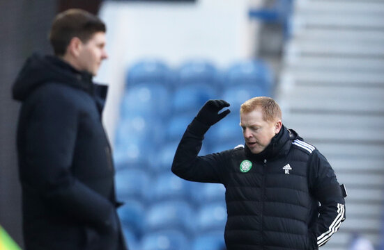 Scottish Premiership - Rangers v Celtic