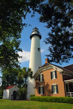 St Simon's Lighthouse