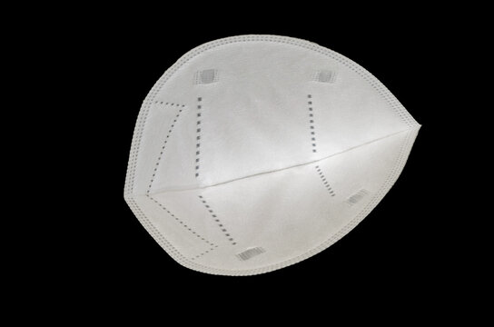 protective medical mask to protect against the virus, must be worn during the epidemic of the virus to prevent the spread of the disease