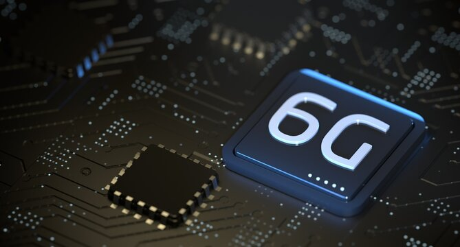 6G Wireless Connected Devices, Personal Device Communication