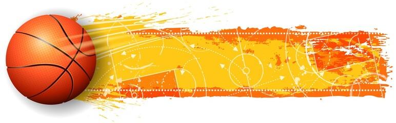 Fototapeta scoring banner