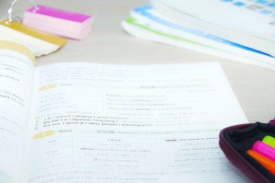 試験勉強イメージ