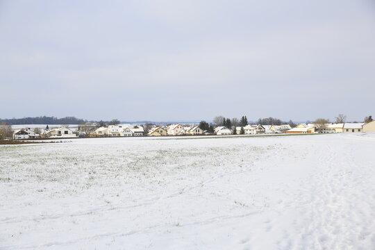 Winterdorf - Dorf im Winter