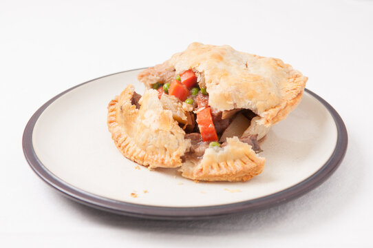 beef pot pie with vegetables