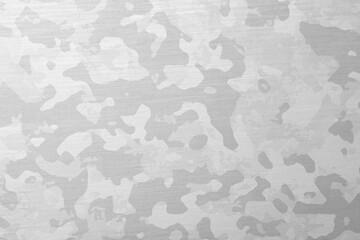 Fototapeta White camouflage pattern