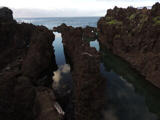 Fototapeta Raj na Ziemi. Madera