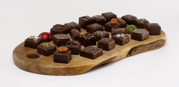 Plateau de chocolats - Gastronomie française