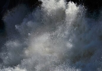 Obraz Full Frame Shot Of Water - fototapety do salonu