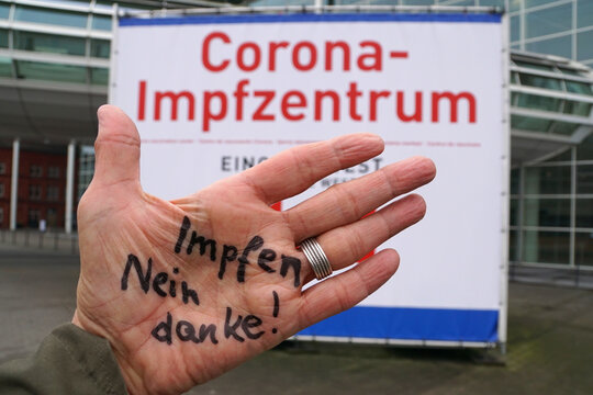 Corona-Impfgegner