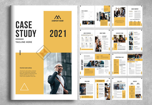 Case Study Layout