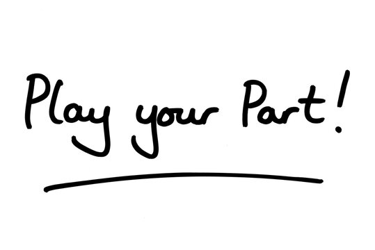Play your Part!