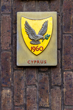 Coat of arms of Cyprus