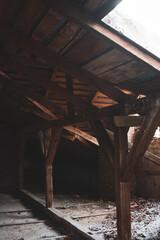 Obraz Strych - fototapety do salonu