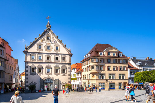 Lederhaus, Ravensburg, Baden-Württemberg, Deutschland