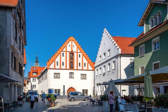 Altstadt, Bad Waldsee, Baden-Württemberg, Deutschland