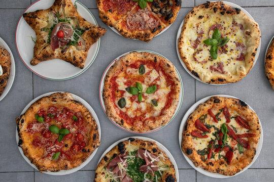 La vera Pizza Napoletana in tanti gusti