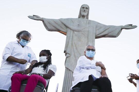Coronavirus disease (COVID-19) outbreak in Rio de Janeiro