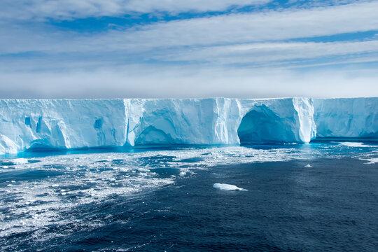 Iceberg at Admiralty Bay Antarctica