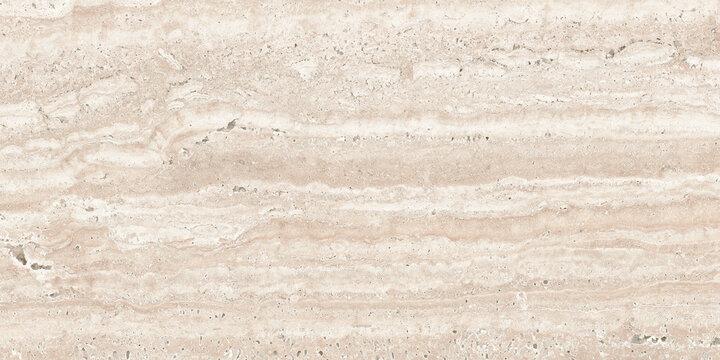 travertine marble texture background, natural ivory breccia marbel for wall and floor with high resolution, cream quartzite granite limestone ceramic tile slab, matt italian emperador travertino