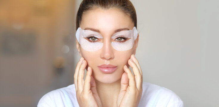 Anti-aging Under Eye Mask, Lines, Dark Circles.Eye patches.