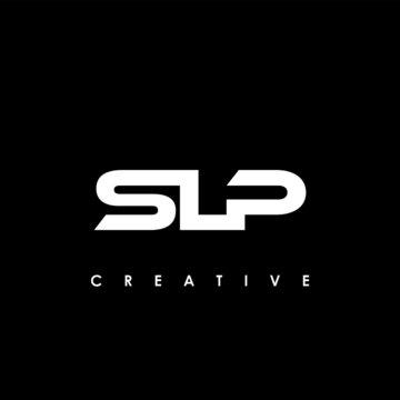 SLP Letter Initial Logo Design Template Vector Illustration