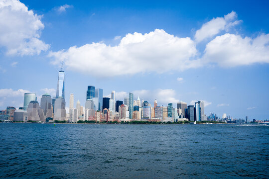 Liberty State Park, located in the U.S state of New Jersey, is one of the state's most visited and scenic parks.