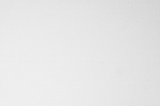 Texture white canvas fabric background