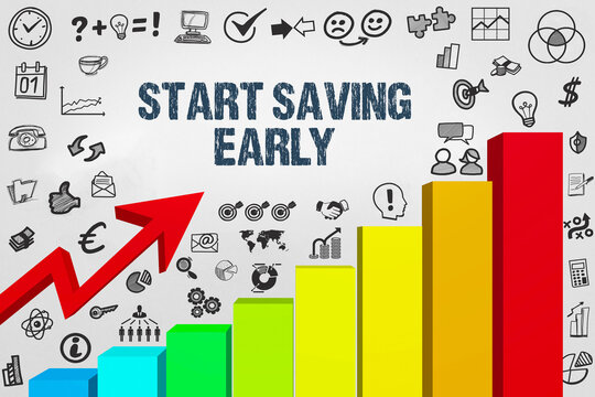 Start saving early
