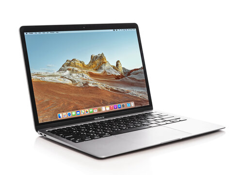 13-inch Apple MacBook Air Late with new M1 Apple Silicon processor