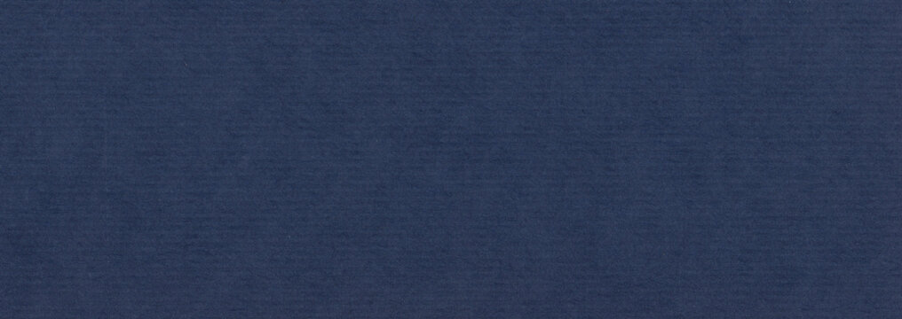 Suitable for background, leather texture surface kraft blue paper close-up
