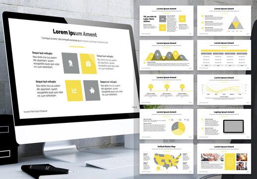 Digital Business Proposal Layout