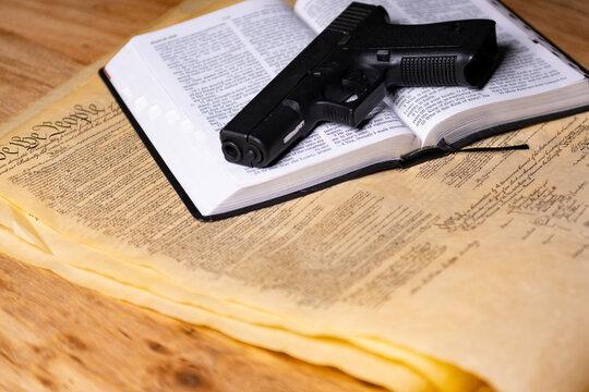 bible gun constitution