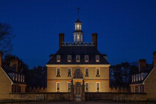 Governor's Grand Illumination