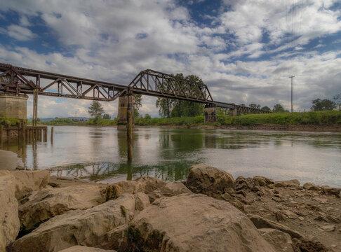 Snohomish River Bridge (Snohomish, Washington)